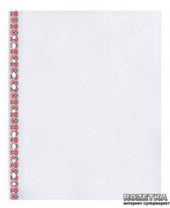 Набор файлов-карманов 100 шт Optima с цветным орнаментом А4 (A4+) 40 мкм глянцевый Прозрачный (O35106)