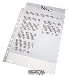 Набор файлов-карманов 100 шт Esselte А4 40 мкм матовый Прозрачный (16690)
