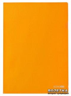 Набор папок-уголков Economix 10 шт А4 180 мкм Оранжевый (Е31153-06)