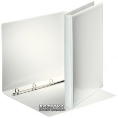 Папка-регистратор Esselte Panorama 30 мм A4 4R/16 мм Белая (49700)
