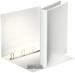 Папка-регистратор Esselte Panorama 40 мм A4 4D/25 мм Белая (49702)