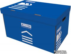 Короб для боксов Buromax Синий (BM.3270-02)