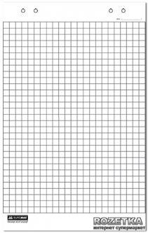 Бумага для флипчартов Buromax в клетку 64х90 см 20 листов (BM.2297)