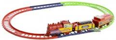 Детская железная дорога Na-Na IM60A с двумя вагонами Rail Master (T21-055)