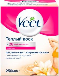 Теплый воск для депиляции Veet 250 мл (5003267101058)