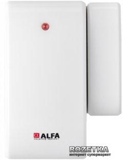 Датчик открытия дверь/окно Alfa SP802H для iP видео сигнализаций Alfa серий SP (ASS-DOVS802h)