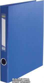 Папка-регистратор Buromax А4 35 мм 4-D кольца PP Синяя (BM.3106-02)