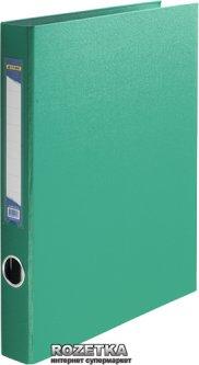 Папка-регистратор Buromax А4 35 мм 4-D кольца PP Зеленая (BM.3106-04)
