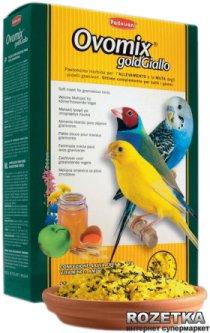 Повседневный корм для декоративных птиц Padovan Ovomix Gold Giallo 300 г (PP00194)