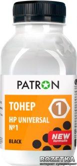 Тонер Patron HP LJ 1010/1200/1100/1160/P2035 Универсальный №1 100 г (PN-HU1-100)