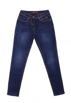 Джинсы Relucky love jeans И-A546-4 30 Синий