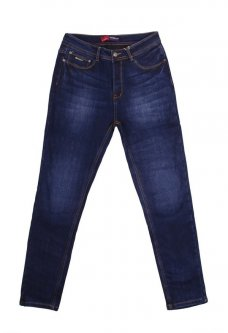 Джинсы Relucky love jeans И-A552-4 33 Синий