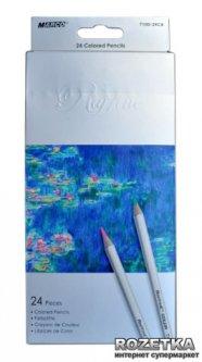Карандаши цветные Marco Raffine 24 цвета (7100-24CB)