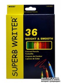 Карандаши цветные Marco Superb Writer 36 цветов (4100-36CB)