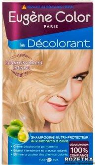 Осветлитель для волос Eugene Perma Eugene Color Naturelles 167 мл Деколорант (3140100076035)