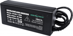 Импульсный адаптер питания Green Vision GV-SAS-C 12V5A с вилкой (60W) (LP4431)