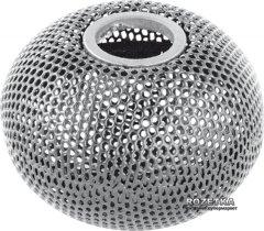 Металлическая магнитная подставка для скрепок Buromax Шар Серебряная (BM.6220-24)