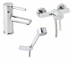 Набор смесителей GENEBRE Tau 03TA1-shower