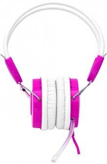 Наушники Crown CMH-943 Pink (CMH-943P)