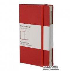 Архивная папка Moleskine Creative 9 х 14 см 6 карманов Красная (9788862930314)