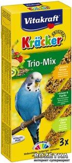 Лакомство для попугаев Vitakraft с инжиром, бананом и киви 90 г (4008239212375)