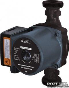 Насос циркуляционный Katran 65 Вт Hmax 4 м Qmax 63 л/мин O1 130 м + гайки O? (774511)
