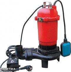 Фекальный насос с режущим механизмом Optima WQ10-12G 1.3 кВт (8694900301367)