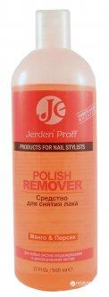 Средство для снятия лака Jerden Proff Polish Remover Манго и Пресик 500 мл (4823074404019)