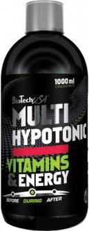 Изотоник Biotech Multi Hypotonic Drink 1000 мл Лимон (5999076206513)