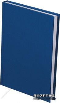Недатированный ежедневник Buromax Strong А5 из бумвинила на 288 страниц Синий (BM.2022-02)