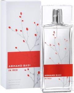 Туалетная вода для женщин Armand Basi In Red 50 мл (8427395940100)
