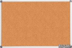 Доска Buromax пробковая 60 х 90 см (BM.0017)