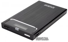 "Карман Zalman USB 3.0 для HDD 2.5"" ZM-VE350 Black"