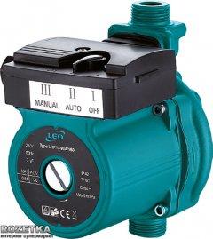 """Насос для повышения давления Leo 123 Вт Hmax 9 м Qmax 25 л/мин O?"""" 160 м + гайки O?"""" (774741)"""