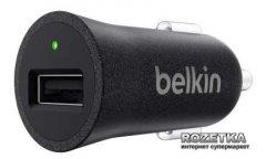Автомобильное зарядное устройство Belkin Mixit Premium USB 2.4 A Black (F8M730btBLK)