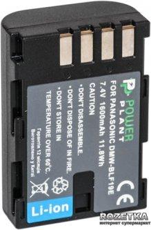 Аккумулятор PowerPlant для Panasonic DMW-BLF19 (4775341113554)