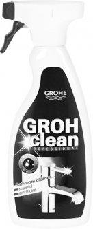 Чистящее средство для сантехники и ванной комнаты GROHE Grohclean 500 мл (48166000)