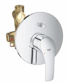 Смеситель для ванны GROHE Eurosmart 33305002