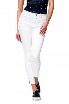 Джинси Pieces Skinny Bright White S білий (12125029)