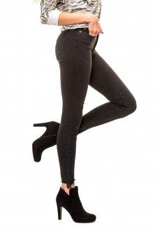 Джинси Vero Moda Skinny Black 27-34 чорний (12125213)