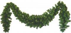 Елочная ветка Новогодько (YES! Fun) 2.5 м фигурная плетенная ПВХ (4820178390347)