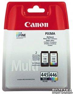 Набор картриджей Canon PG-445 / Cl-446 Multi Pack Black + Color (8283B004)