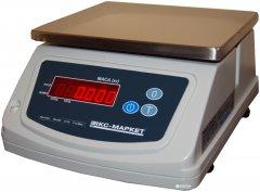 Весы влагозащищенные ІКС ICS-6 PW 6 кг