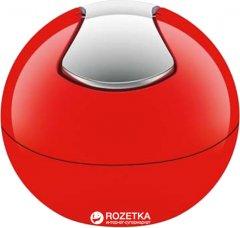 Ведро для мусора Spirella Plastic Bowl 14x16 см Красное (10.14967)
