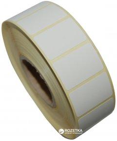 Термоэтикетка Aurika Eco 30х20 мм 2000 этикеток прямоугольная 10 шт White (3020T)