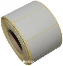 Этикетка Aurika Vellum 40х25 мм 2000 этикеток прямоугольная 10 шт White (4025W)