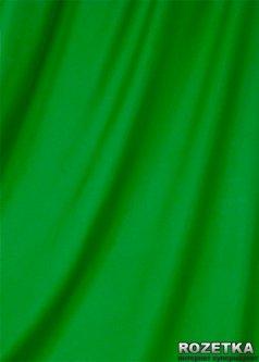 Фон тканевый Falcon зеленый 2.6х3.0 м (Chromakey)