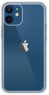 Панель GlobalCase TPU Extra Slim для Apple iPhone 12 Transparent (1283126507502)