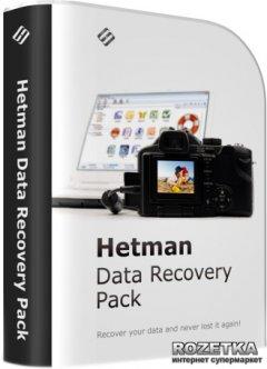 Hetman Data Recovery Pack Домашняя версия для 1 ПК на 1 год (UA-HDRP2.2-HE)