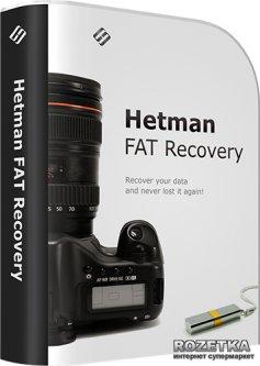 Hetman FAT Recovery восстановление для файловой системы FAT Офисная версия для 1 ПК на 1 год (UA-HFR2.3-OE)